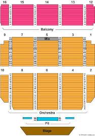 Td Bank Center Seating Chart Td Bank Arts Centre Tickets And Td Bank Arts Centre Seating