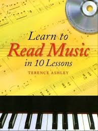At this stage it is not necessary to know the name of the notes you are playing. Learn To Read Music In 10 Easy Lessons By Terence Ashley Book The Fast Free 9780760770542 Ebay