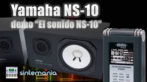 yamaha ns10. as the sound yamaha ns10 ns10