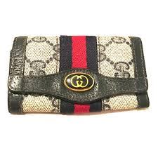 gucci keychain wallet. gucci accessories - 🎉sale🎉vintage authentic keychain wallet