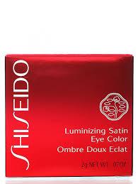 <b>Тени для век</b> - BR708, Luminizing <b>Satin</b> Eye Shiseido (135619 ...
