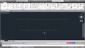 How to draw dotted line in autocad. Autocad Hidden Lines Not Showing In Model Space Appear Solid How To Create Youtube