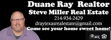 Duane Ray, Realtor - Midlothian, Texas | Facebook