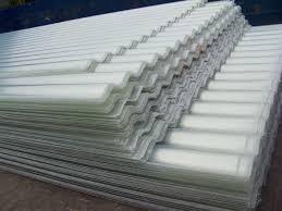 corrugated fiberglass panels