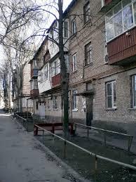 Описание дворик / avlu / двор на русском языке: Dvor Hrushyovki Po Ul Verhnej Mapio Net