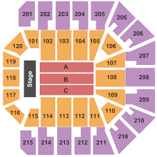 Cross Center Seating Chart Anita Baker Tickets Fri Dec 6 2019 8 00 Pm At Liacouras