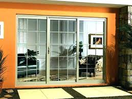 andersen patio screen door sliding