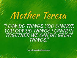 Image result for teamwork together quotes pictures