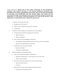 Example Of Literature Essays Sample Outline For Writing Literature Essays Thesis Docsity