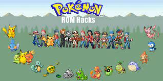 list of pokemon rom hacks