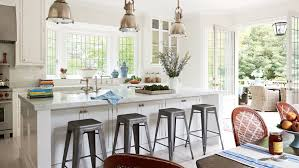 beach kitchen design. This Montecito, California, Kitchen \u201chas A Great Sense Of Symmetry And Order, Beach Design G