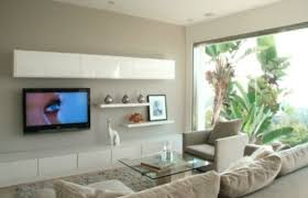 view in gallery tv wall