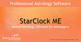 Mobile Astrology Software For Astrologers Starclock Me