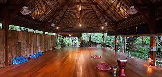 yoga bali room