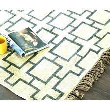 chevron jute rug wool and review kiwa
