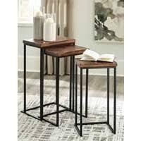 <b>3</b>-<b>Piece Nesting Table</b> Set - Living Room