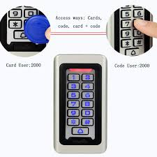 keys can access control wiring diagram wiring library amazon com tivdio access control keypad door keypad outdoor waterproof ip68 metal case rfid