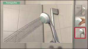 Hansgrohe Duschsystem Good Kopfbrause Hansgrohe Shower