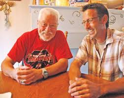 Father and son reunited after 40 years - Ada Herald
