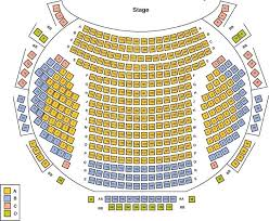 Greek Seating Chart Detailed Microsoft Theater Seating Chart Lovely Greek Theater