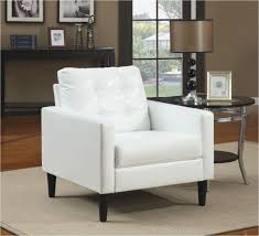 white leather accent chair ideas leather tufted slipper chair fresh abbyson marietta accent chair od for