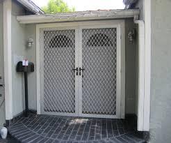 double storm doors. Double Swinging Security Screen Doors Storm