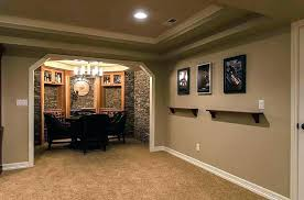 Finished Basement Ideas On A Budget Cool Decorating Ideas