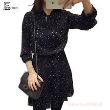 Plus Size Dresses New Arrival <b>2019 Hot Sale Korean</b> Style Women ...