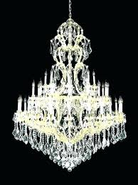used chandeliers on event antique