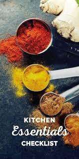 kitchen list blog