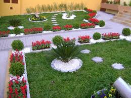 Small Picture Pebble garden ideas