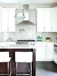 grey and white tile backsplash subway ideas grey tile gray white cabinets simple casual natural inspiration grey and white tile