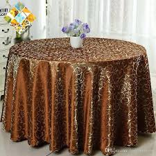 outdoor tablecloths rectangular luxurious polyester round table cloth rectangular tablecloth hotel party wedding tablecloth machine washable fabric cloth