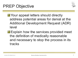 Medicare Denied Claims - How The Appeal Letter Can Make Or Break You