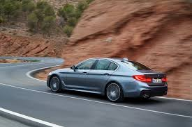 BMW Convertible bmw 5er g30 : 2017 BMW 5 Series (G30) Unveiled With New Engines, Modern Looks ...