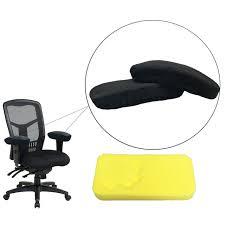 1pcs memory foam sponge safety handle removable armrest chair cushion pads elbow arm rest cover chair