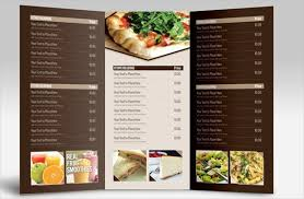 Free Catering Menu Templates For Microsoft Word Catering Menu Template Free 82213585383 Free Catering