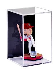 features high quality clear acrylic for wall display box