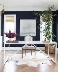 office paint design. Wonderful Office U201cFeeling Oddly Excited To Get Back Into The Swing Of Things Today  Tap  For Links Paint Is Deep Royal Inside Office Paint Design