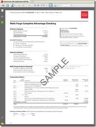 Sample Bank Statements Electronic Statements Archives Page 2 Of 3 Finovate