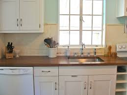 pine unfinished butcher block counters for kitchen decoration ideas