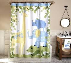 ticking stripe shower curtain curtains pottery barn first rate safari kids direct divide gray