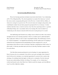 service learning essay example cover letter community service essay example community service
