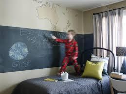 Original Kids Room Projects Chalkboard Walls S Rend Hgtvcom ...