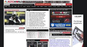 Nfl Depth Charts Rotoworld Access Rotoworld Com Rotoworld Fantasy Sports News And
