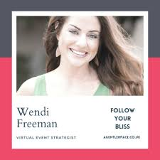 Wendi Freeman - Virtual Event Strategist by Follow Your Bliss • A podcast  on Anchor