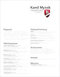 Graphic Designer Sample Resume Best of Resume Design Sample Fdlnews