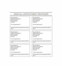 Appointment Card Template Doctor Appointment Business Card Templates Doctors