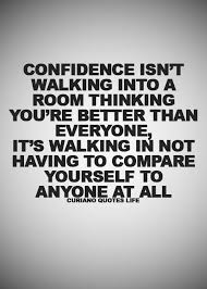 Quotes On Being Confident In Yourself Best of 24 Picture And Text Quotes On Confidence