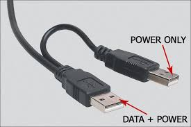how to build usb power injector for external hard drives circuit usb power injector for external hard drives usb cable